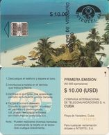 132/ Cuba; P1. Varadero Beach; CN C3B043107 - Cuba