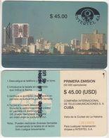 133/ Cuba; P4. Havana City Skyline; CN C3B143070 - Cuba