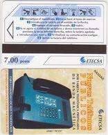 139/ Cuba; Urmet, P3. Wall Telephone, 7 Pesos - Cuba