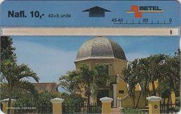 141/ Curacao; P7. Octagon, CN 706D - Antilles (Neérlandaises)