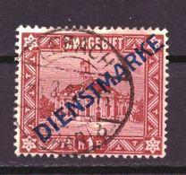 Saargebiet Dienst 11 Used (1923) - Deutschland