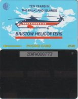 151/ Falkland Islands; Bristow Helicopter, 2CWFA - Falkland
