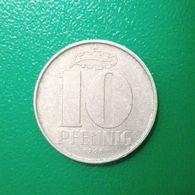 10 Pfennig Münze Aus Der DDR Von 1968 (sehr Schön) II - [ 6] 1949-1990 : RDA - Rep. Dem. Alemana