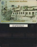 153/ Falkland Islands; Harbour, 3CWFB - Falkland