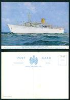 BARCOS SHIP BATEAU PAQUEBOT STEAMER [BARCOS # 03079 ] - ROYAL MAIL - AMAZON - Steamers