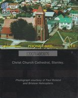 160/ Falkland Islands; Christ Church Cathedral, 133CFKA - Falkland