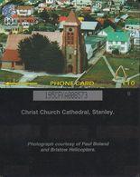 161/ Falkland Islands; Christ Church Cathedral, 195CFKA - Falkland