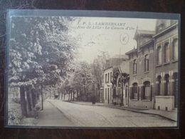 LAMBERSART- Rue De Lille Le Canon D'or    édit: L.P - Lambersart