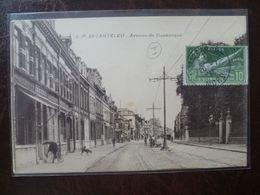 LAMBERSART- Avenue De Dunkerque     édit: L.P - Lambersart