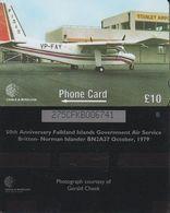 169/ Falkland Islands; Norman Islander, 275CFKB - Falkland