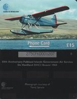 171/ Falkland Islands; De Havilland, 275CFKD - Falkland