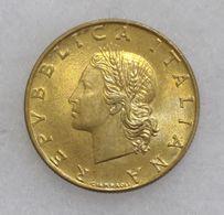KM# 97.2  20 LIRE 1959 - 1946-… : Republic