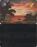 178/ Grenada; P6. Sunset, CN 3CGRB - Grenade