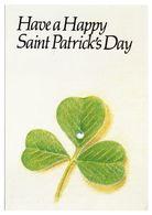 Irlande Eire Irland Irish Saint Patrick's Day Postal Stationery Entier Voiture Automobile - Interi Postali