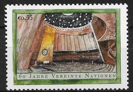 2005 UNO Wien Mi. 432 **MNH 60 Jahre Vereinte Nationen (UNO) - Ungebraucht