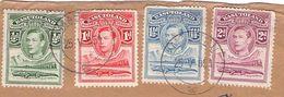 BASUTOLAND - BRIEFSTÜCK 1935 Nach JENA  /ak528 - 1933-1964 Colonie Britannique