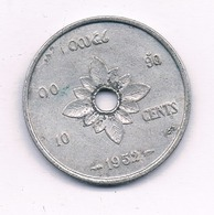 10 CENTS 1952 LAOS /4627/ - Laos