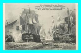 A852 / 185  Napoléon Ier Et Son Temps Combat Du FORMIDABLE ( Bateau ) - Bateaux