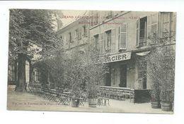 CPA NANCY - GRAND CAFÉ GLACIER - PLACE STANISLAS - BAUDINAT PROPRIÉTAIRE - Nancy