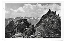 6580  ST. CHRISTOF  A. A. - SCHINDLERSPITZE 1938 - St. Anton Am Arlberg