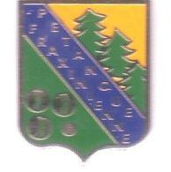 SP229 Pin's Pétanque Fraxinienne Fraize Vosges Achat Immédiat - Pétanque