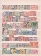 Lot Timbres Pakistan ( 360 ) - Collections (with Albums)