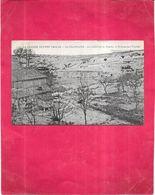 LA GRANDE GUERRE De 1914/16  - En CHAMPAGNE - La Vallée De La Tourbe à Saint Jean Sur Tourbe - BERG1 - - Guerra 1914-18