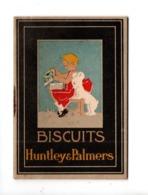 CALENDRIER . BISCUITS HUNTLEY & PALMERS . 1932 - Réf. N°10415 - - Calendriers