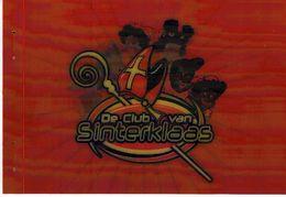 3d Kaart De Club Van Sinterklaas - Paesi Bassi