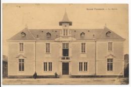 CPA 79 SAUZE VAUSSAIS La Mairie - Sauze Vaussais