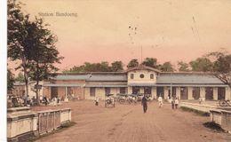 1548/ Station Bandoeng 1912 - Indonesia