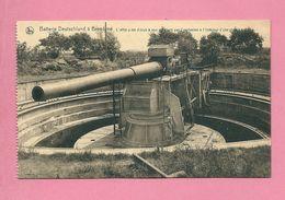 C.P. Bredene = Batterie  Deutschland 1914-1918 - Bredene