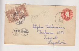 USA,1928 Cover To Yugoslavia Postage Due - Etats-Unis