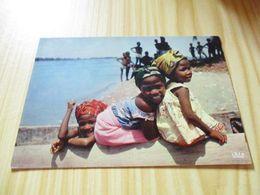 CPSM Afrique - Sourires D'Afrique. - Cartoline