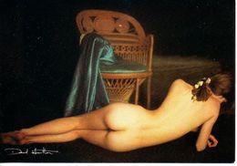 REF EX2 : CPSM David Hamilton Jeune Femme Agep Année 80 - Photographs