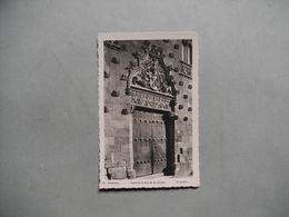 SALAMANCA  -  SALAMANQUE  -   Puerta De La Casa De Las Conchas   -  ESPAGNE - Salamanca