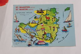 St. Maarten  -  St. Martin, West Indies, Netherland Antilles - Saint-Martin