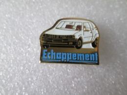 PIN'S   ECHAPPEMENT  205 GTI - Peugeot