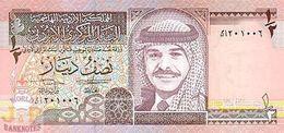 JORDAN 1/2 DINAR 1995 PICK 28a UNC - Jordania