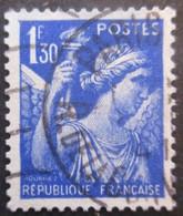 FRANCE Type Iris N°434 Oblitéré - 1939-44 Iris