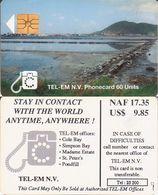 213/ St. Maarten; Lanscape - Antilles (Neérlandaises)