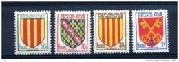 France  :  Yv  1044-47  ** - Frankreich