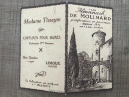 1938 Almanach De MOLINARD Parfumeur En Provence - Calendars