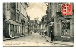 27 - Eure - Louviers Rue Grande (N0460) - Louviers