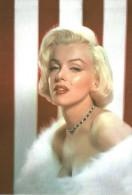 MARILYN MONROE * NORMA JEANE MORTENSON * MOVIE CINEMA FILM WOMAN EROTIC SEXY CELEBRITY * Pocztowek V14 010-015 * Poland - Actores
