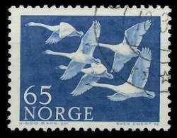 NORWEGEN 1956 Nr 407 Gestempelt X07614E - Usados
