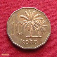 Nigéria 10 Kobo 1991 KM# 12 - Nigeria