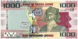 Sierra Leone - 1000 Leones - 2013 - Pick 30.b - Serie EF - 1 000 - Sierra Leone