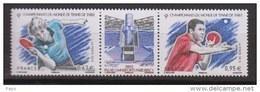 2013-N°4746/4747** TENNIS DE TABLE - Frankreich