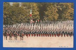 NANCY Revue Du 14 Juillet 1904 ( TRES LEGERES TACHES EN BAS Sinon TTB ) Ww 229 - Nancy